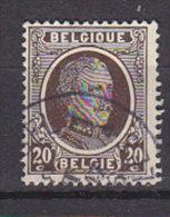 PGL - BELGIE N°196 - 1922-1927 Houyoux