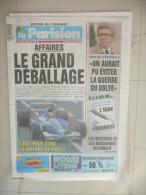 LE PARISIEN 17 JANVIER 1992  ( journal jour naissance )
