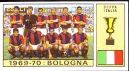 Squadra Bologna 1969-70 Figurina Panini NON Adesiva - Panini