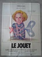 Affiche de cin�ma - LE JOUET - Pierre RICHARD - 160 X 118