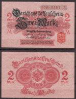 Deutsches Reich , 2 Mark , 1914 , RB-52 C , AU - [ 2] 1871-1918 : Duitse Rijk