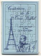 PUZZLE CARTE POSTALE CENTENAIRE DE LA  TOUR EIFFEL  MAURICE KOECHLIN - Games & Toys
