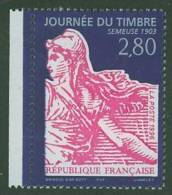 FR2991 Timbre Issu De Carnet Journee Du Timbre 2991 France 1996 Neuf ** - Unused Stamps