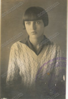 GIRL , Portrait, FILLE, Old Photo - Niños