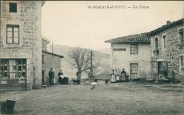 42 SAINT ROMAIN D'URFE / La Place / - Otros Municipios