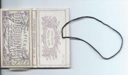 Cahier de papier � cigarettes/ Goudron la + /Ann�es 1930?     CIG12