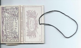 Cahier De Papier à Cigarettes/ Goudron La + /Années 1930?     CIG12 - Unclassified