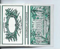 Cahier De Papier à Cigarettes/ Goudron La + /Années 1950-1960 ?     CIG13 - Ohne Zuordnung
