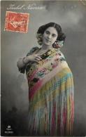 Ref  B631- Artistes - Artiste- Femme- Isabel Navarro - Espagne - Espana -spain  -carte Bon Etat - - Artistes