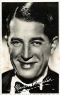 Ref  B612- Maurice Chevalier -cinema -musique  - - Artistes