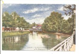 59 -  LILLE -  Le Pont Du  Ramponneau  - Couleur - Lille