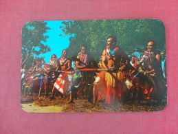 New Caledonia  Noumea Wallisienne Dancers  Ref 1461 - New Caledonia