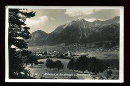 109665  Aldrans Mit Innsbruck U. Nordkette  1955 - Other