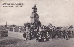 Noisseville 1: Monument Français, Inauguration Du 4 Octobre 1908 - Metz Campagne
