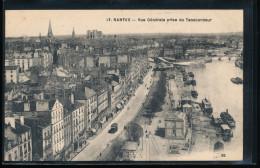 44 --  Nantes -- Vue Generale  Prise Du Transbordeur - Nantes