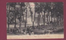 09 - 220814 - LABASTIDE SUR L'HERS - La Promenade - Lavandière Pêcheur - Autres Communes