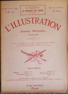L�ILLUSTRATION N�3715 9 MAI 1914 ZAPATA VERA-CRUZRABAT ROTHSCHILD M�DECINE DESCHANEL MAWSON AD�LIE ALBANIE CONSTANTIN