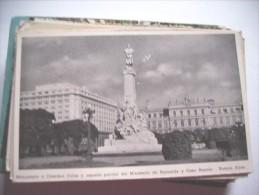 Argentinië Argentina Buenos Aires Monumento - Argentinië
