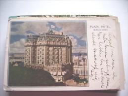 Argentinië Argentina Buenos Aires Plaza Hotel - Argentinië
