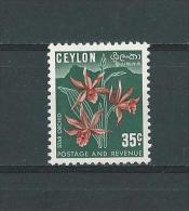 Ceylan: 287 *  Orchid�es