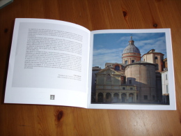 Libro Foto Opuscolo - Cattedrale REGGIO EMILIA / RESTAURO Delle ABSIDI -  Cm.20 X 20 - - Arts, Architecture