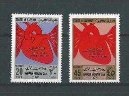 Kuwait: 526/ 527 **