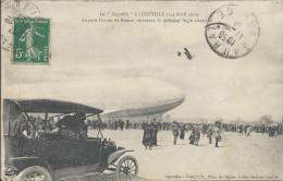 Lot N°25597   Carte Postale De LUNEVILLE , Zeppeline - Luneville