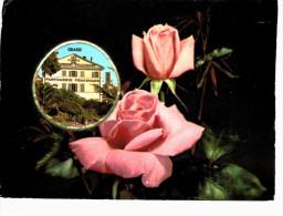 CARTE PARFUMEE ... GRASSE ... PARFUMERIE FRAGONARD - Antiquariat (bis 1960)