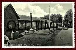 FERREIRA DO ZEZERE - ANTIGA VILA DE AGUAS-BELAS - UMA FONTE E PELOURINHO - 1930 PC - Santarem