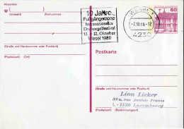 ALLEMAGNE  -  GERMANY  - WESEL  1986  ORGUE ORGAN - Musique