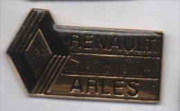 Auto Renault , Arles - Renault