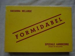 Ancienne Boite De Cigares FORMIBABEL -HOLLAND- Années 60 - Cigares - Accessoires