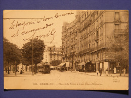 CPA Paris (75) - XIIème - Place De La Nation à La Rue Fabre D'Eglantine - District 12