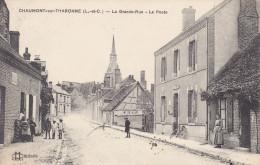 Chaumont Sur Tharonne La Grande Rue - La Poste - Frankrijk