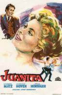 JUANITA - EDICI - HANNERL MATZ, ADRIAN HOVEN  - Programa Cine Original  FILM PROGRAM  AFFICHE CINÉMA - Affiches & Posters