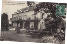 MAROLLES EN HUREPOIX / CHATEAU DE GAILLON - VUE DU PARC - France