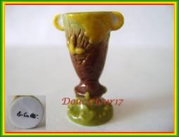 Ecole De Nancy II.. N°3 Vase I Gallé  ... Ref AFF : 106-2006 - Sorpresine