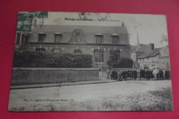 Cp Blangy Sur Bresle Ecole Des Garcons - Blangy-sur-Bresle