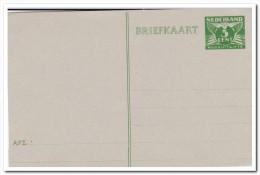 Briefkaart 5ct. Nooduitgifte - Entiers Postaux