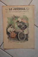 Le JOURNAL pour tous-30 octobre 1895-dessin Bac-pourquoi je ne suis plus vegetarien par G.Ripart-dessin de M.Stephane
