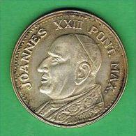 X486 Vaticano Medalla  Juan XXIII - Altri