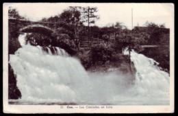Belgie - Watervallen Van COO - Trois-Ponts