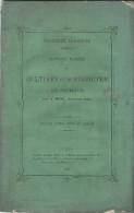 Monographie /Agriculture/Sucrerie Indigéne/ Cultiver Et Récolter Les Betteraves/Midy/Paris/Sai Nt Quentin /1864    MDP36 - Livres, BD, Revues