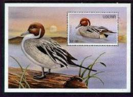 LIBERIA    1215  MINT NEVER HINGED SOUVENIR SHEET OF BIRDS - Unclassified