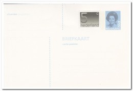 Briefkaart 55ct. Met 5ct. Toeslag - Postal Stationery
