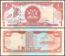 Trinidad & Tobago #new 1, 1 Dollar, 2006, UNC - Trinidad & Tobago