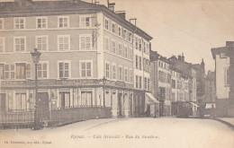 Epinal Café Arnould Rue Du Boudiou - Epinal