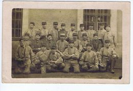 Carte Photo Militaria , 23 Eme D'infanterie - Regiments