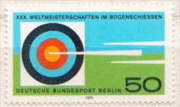 Germany / Berlin MNH Stamp - Shooting (Weapons)