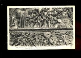 BOURGES Cher 18 : Cathédrale : Portail Central  La Résurrection Et Le Jugement Dernier Coté Des Damnés - Bourges